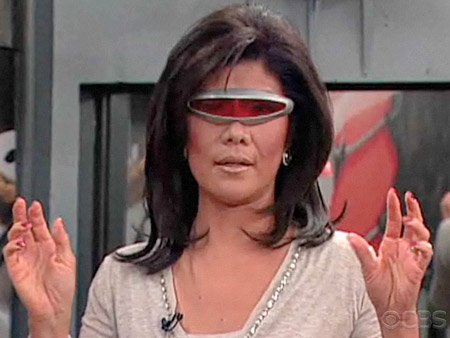 The wrath of the evil robot known as Julie Chen continues as she axes the ...