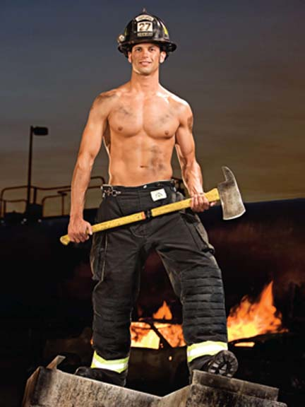Firefighter is top occupation turn-on for women - Odd News | newslite ...