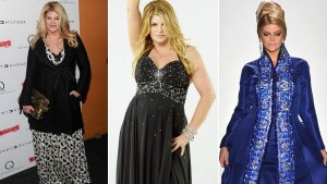 Kirstie Alley Weight