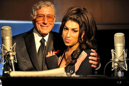Amy Winehouse and Tony Bennet, BODY AND SOUL DUET