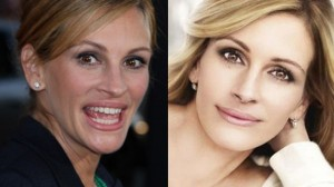 Julia Roberts is a FAKE