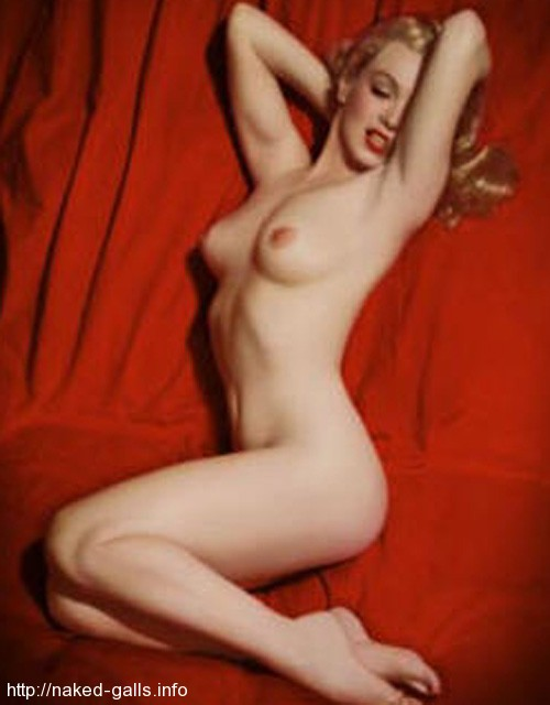 Marilyn Monroe - Lots of celebrities Nude and sexy