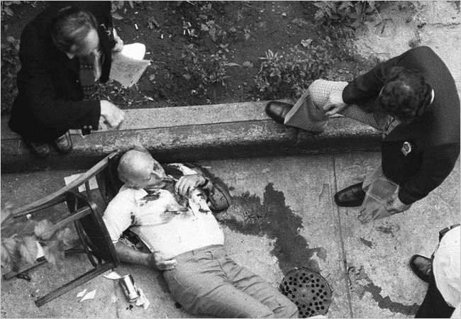Mob Murders Photos
