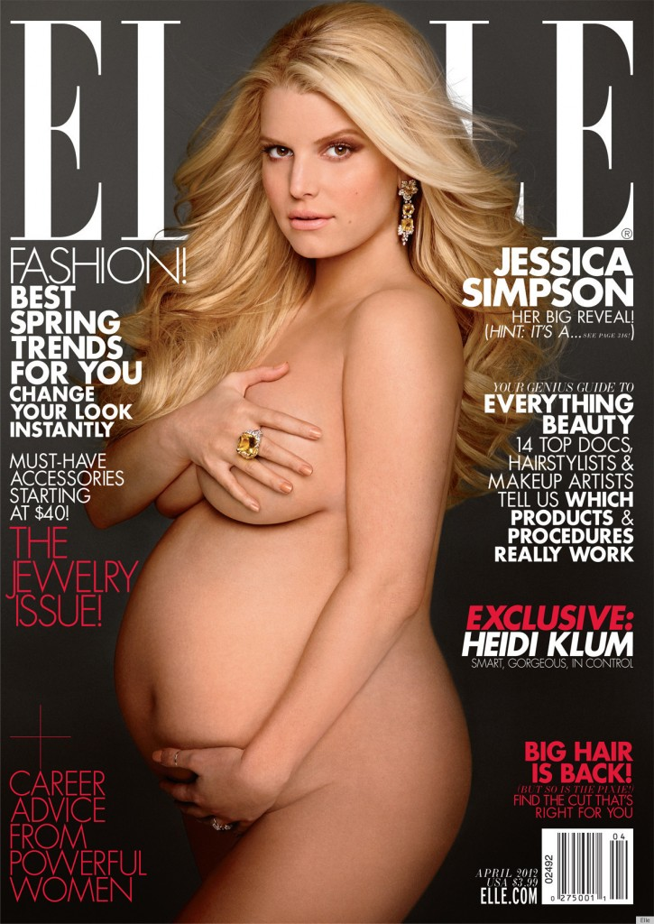 JESSICA SIMPSON ELLE PREGNANT 725x1024 The hottest FTM erotica on the internet
