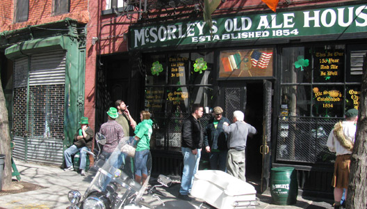 St Patrick 39 S Day Brings Out The Best In New York 39 S Finest