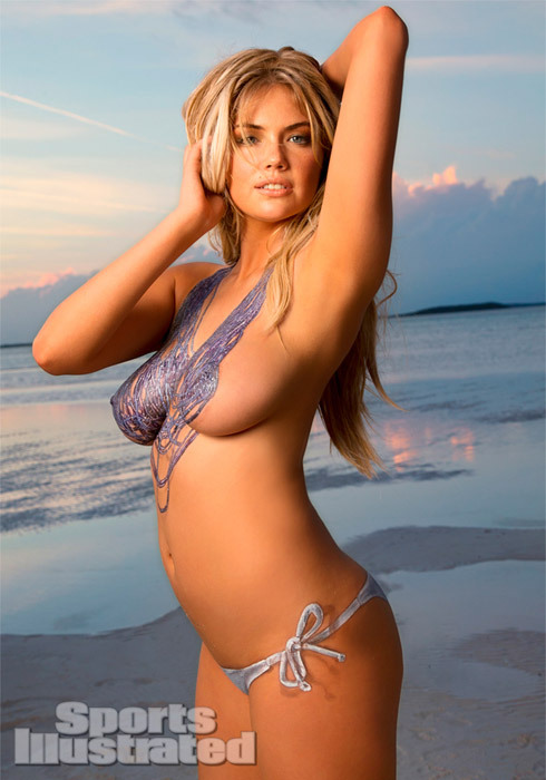 Kate-Upton-Body-Paint-Sports-Illustrated-Swimsuit