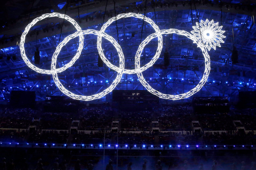 Olympic Ring Didn T Open