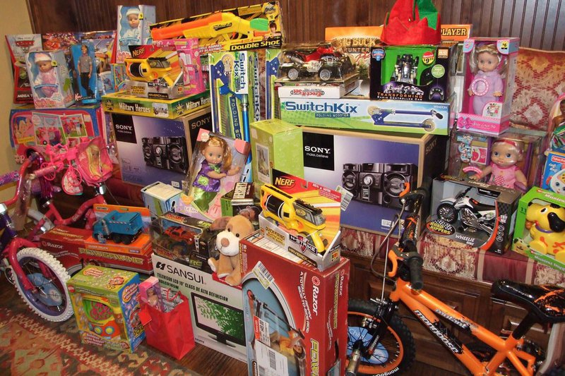 this article was viewed 1172 times - Toy Donations For Christmas